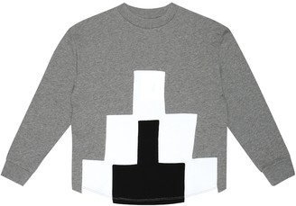 Marcelo Burlon County of Milan Kids Of Milan Cotton-blend sweater