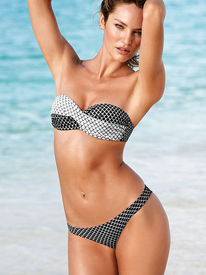 Very Sexy The Knockout Bandeau