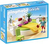 Playmobil Modern Bedroom Set