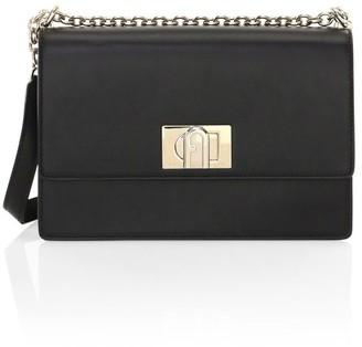 Furla Small 1927 Leather Shoulder Bag