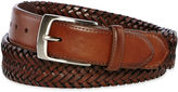 PGA Tour TOUR Braided Leather Belt
