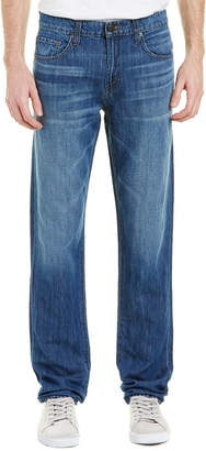 J Brand Tyler Borgon Linen-Blend Slim Leg