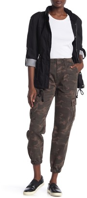 Velvet Heart Teddy Camo High Rise Cargo Pants