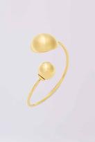Diane von Furstenberg Gold Dome Bubble Hinge Bracelet