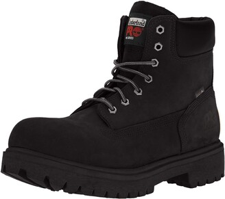 """Timberland Men's 26038 Direct Attach 6"""" Steel Toe Boot"""