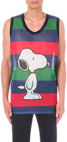 Gucci Snoopy Mesh Vest