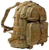 Asstd National Brand Maxpedition Condor-Ii Backpack Khaki