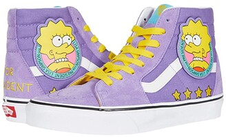 Vans X The Simpsons Sneaker Collection ((The Simpsons) Moe's (Old Skool)) Shoes