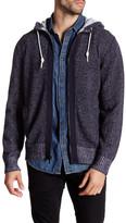 Calvin Klein Jeans Zip Knit Hoodie
