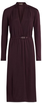 Loro Piana Jane Cashmere Jersey Dress