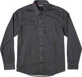 RVCA Men's Templeton Long Sleeve Woven Shirt