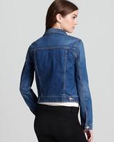 Hudson Jacket - Signature Jean in Seraphina