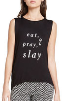 BCBGeneration Slay All Day Muscle Tank Top