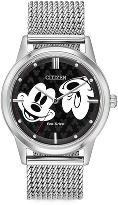 Disney Mickey Mouse Icon Eco-Drive Watch for Adults by Citizen