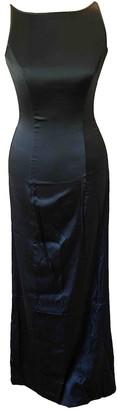 Agent Provocateur Anthracite Silk Dresses