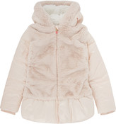 Billieblush Billie Blush Shearling coat 4-12 years