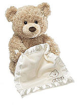 "Gund Peek-a-Boo"" Bear with Blanket"