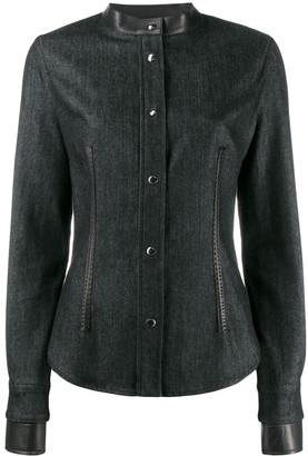 Tom Ford Fitted Denim Shirt