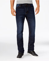 Sean John Men's Speakeasy Straight leg Dark Wash Jeans