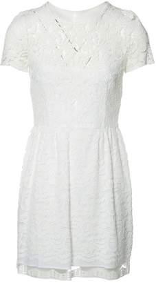 Tara Jarmon White Viscose Dresses