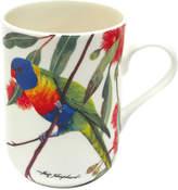Maxwell & Williams Birds Of Australia Rainbow Lorikeets Mug