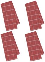 Gourmet Plaid Dish Towels (Set of 4)