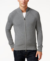 Michael Kors Men's Full-Zip Sweater