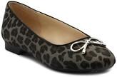 Adrienne Vittadini Cavallo Leopard Ballet Flat