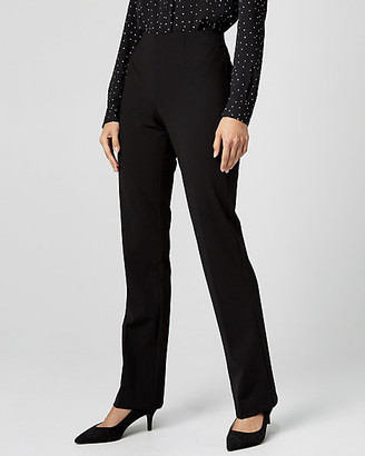 Le Château Ponte Knit Slight Flare Trouser