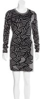 Diane von Furstenberg Wool Sweater Dress