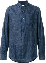 Paul Smith tailored-fit denim shirt