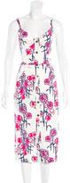 Tanya Taylor Button-Up Midi Dress w/ Tags