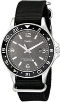 Timex Men's T2P034 Nylon Analog Quartz Watch
