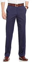 Murano Zac Modern Classic-Fit Flat-Front Stripe Pants