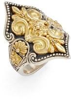Konstantino Women's 'Hebe' Fleur De Lis Ring