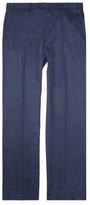 Brooks Brothers Plain Front Wool Trousers