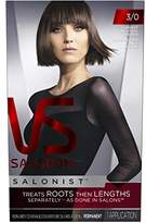Vidal Sassoon Salonist Hair Colour Permanent Color Kit, (PACKAGING MAY VARY)