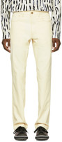 Wales Bonner Off-white Brother Classic Jeans