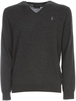 Polo Ralph Lauren Classic V-Neck Jumper