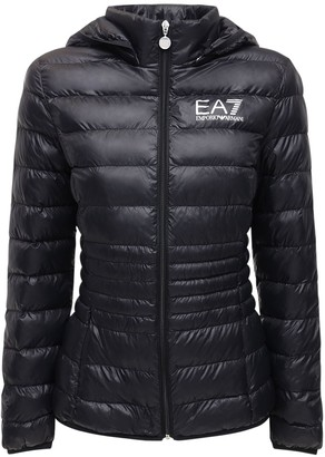EA7 Emporio Armani Light Eco Down Jacket