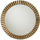 Arteriors Ainsley Oversize Wall Mirror - Antiqued Brass