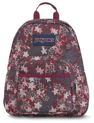 JanSport Half Pint Folk Floral Mini Backpack