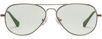Caddis Mabuhay 58MM Aviator Blue Light Optical Glasses