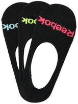 Reebok 3-Pack No-Show Liner Socks