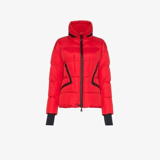 MONCLER GRENOBLE Fitted Padded Jacket
