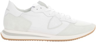 Philippe Model Trpz Sneakers W/ White Heel
