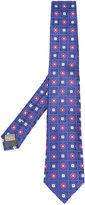 Canali printed tie - men - Silk - One Size