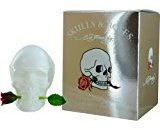 Ed Hardy Skulls and Roses Eau De Parfums for Women, 3.4 Ounce