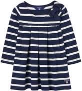 Gant Baby Girls Breton Stripe Dress