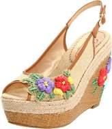 Poetic Licence Women's Petal Pusher Wedge Sandal,